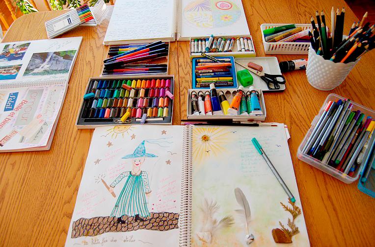 Journal créatif